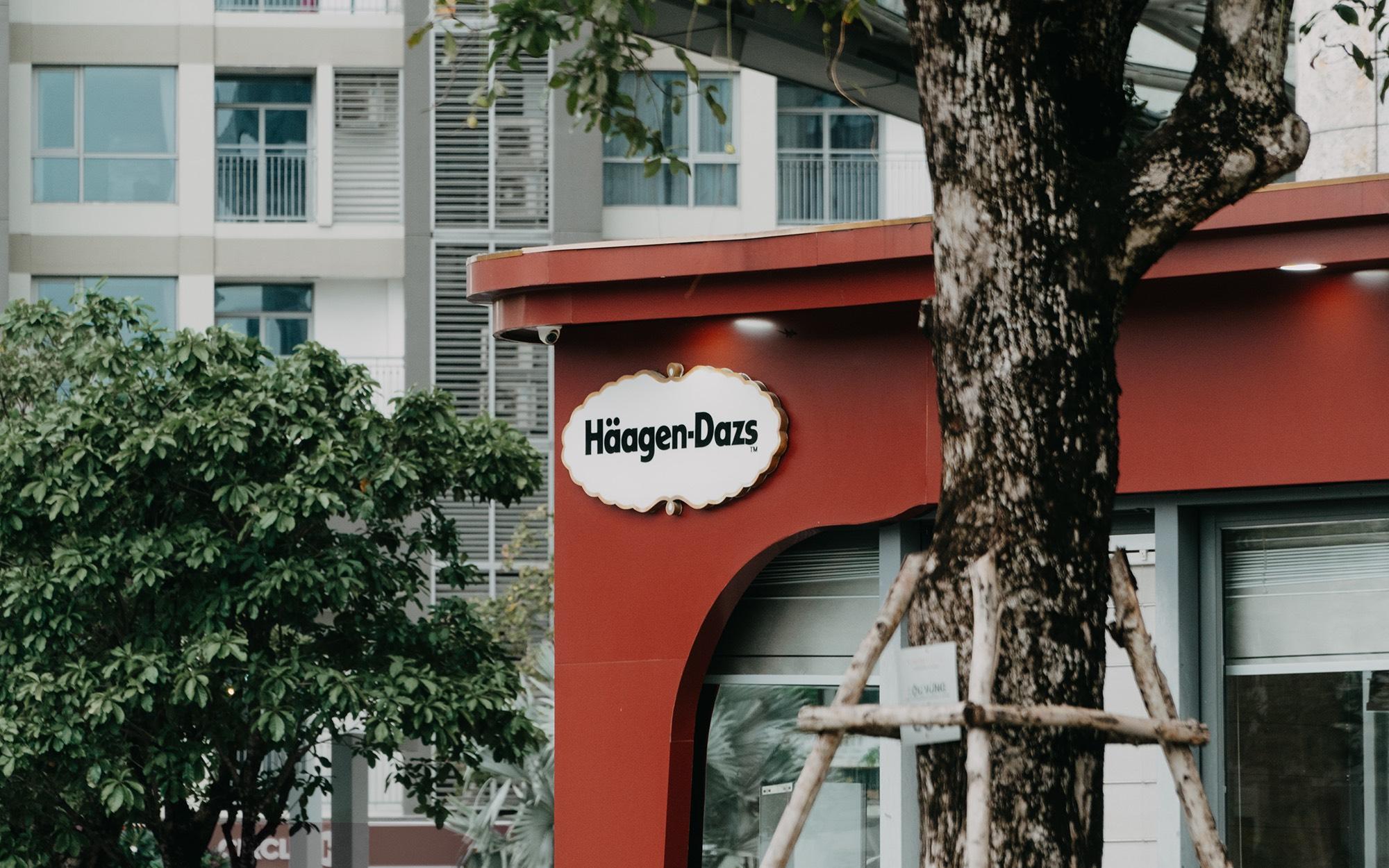 häagen-dazs shop brand nationality